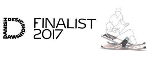 Danish Design Award Finalist