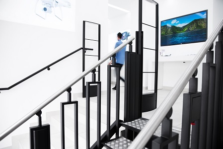 FlexStep   Convertible Staircase And Lift In One Product ...